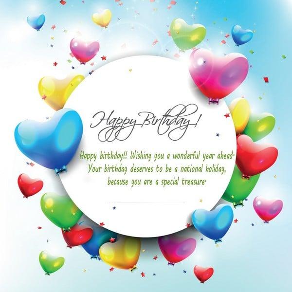 110 happy birthday greetings