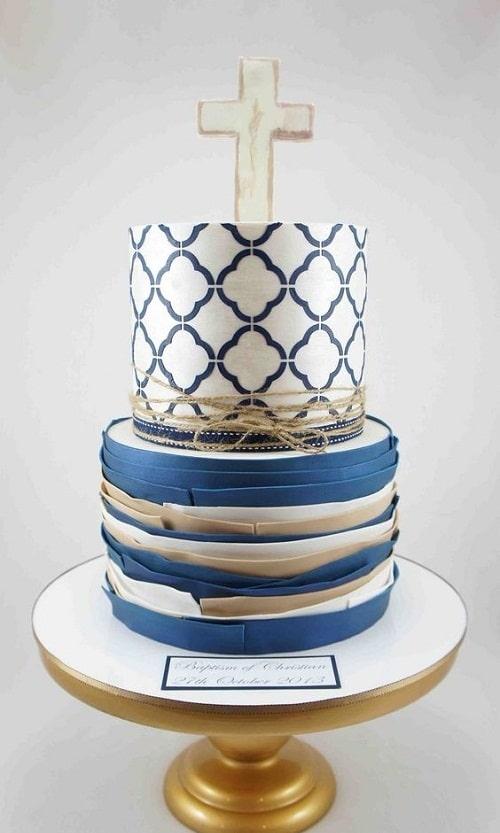 33 unique christening cake