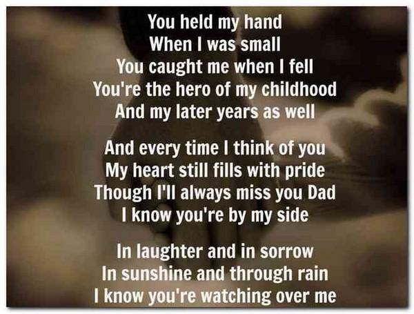 Birthday Happy Father Quotes Heaven
