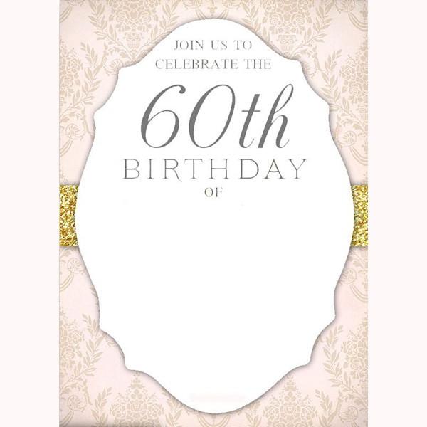 Birthday Invitations Free 30 Party