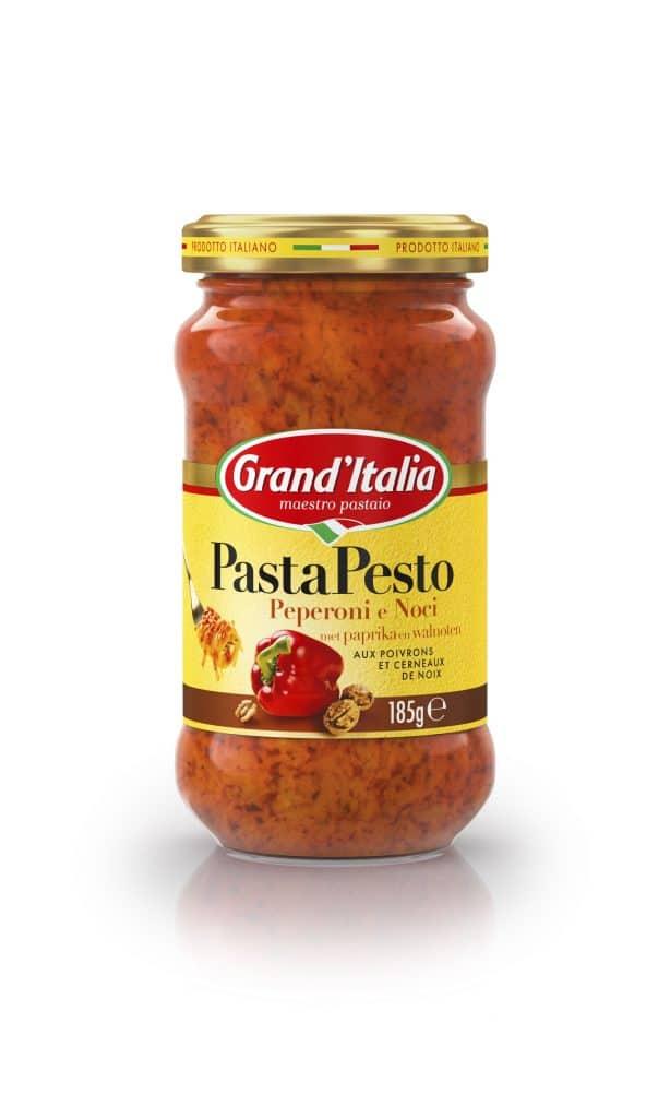 Grand Italia pesto peperoni e noce