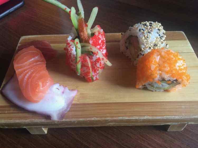 sushi van Puur