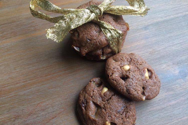 Snickerkoekjes (foodblogswap)