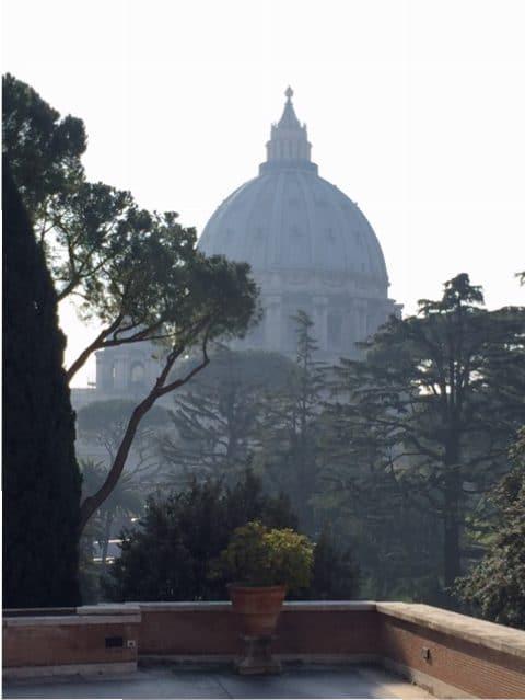 Foodie in Rome: Vaticaan