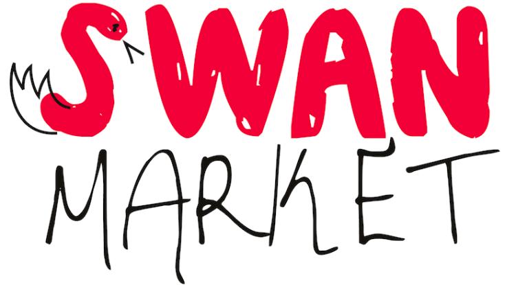 swan market logo