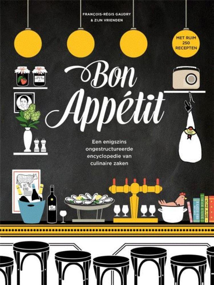 De leukste kookboeken: bon appétit