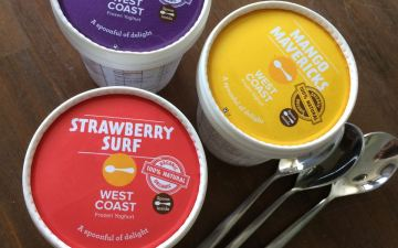 west coast frozen yoghurt