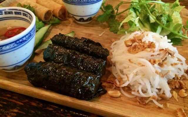 Little V Den Haag: my happy kitchen goes Vietnamese!