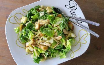 Caesar pastasalade
