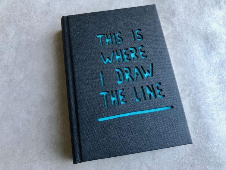 liefde voor quotes - notitieboek Creative use of technology
