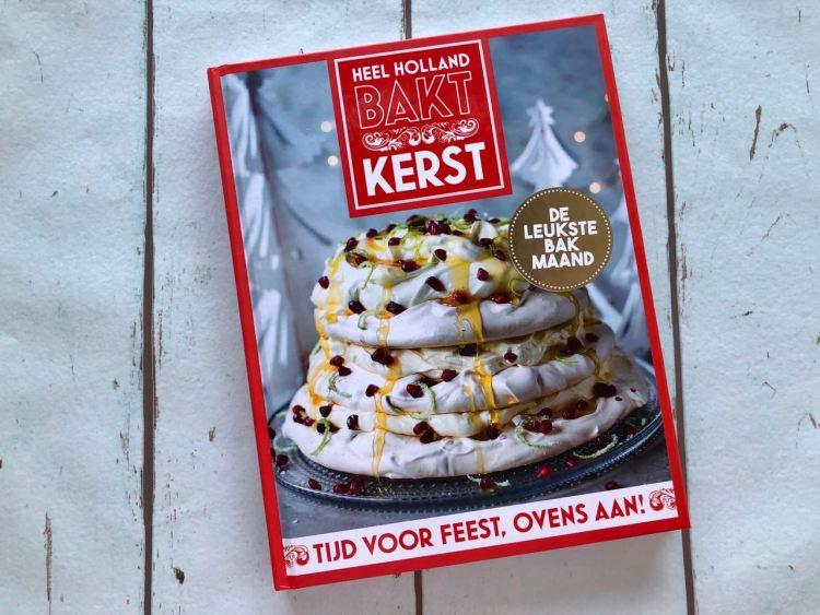 kookboeken: heel holland bakt kerst