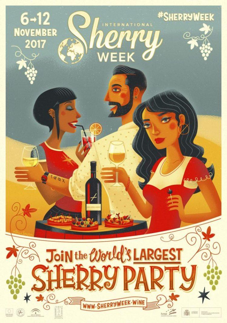 Sherry week 2017