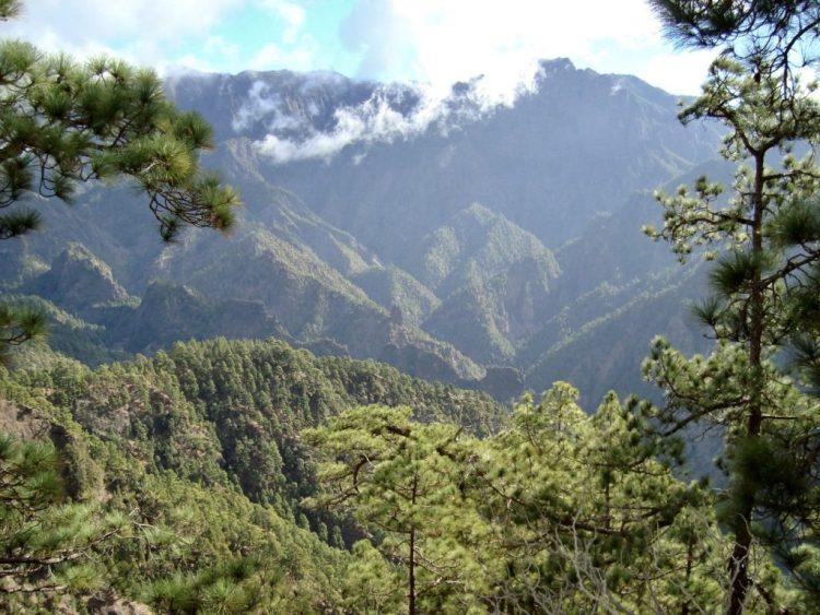 must see op la Palma: Caldera
