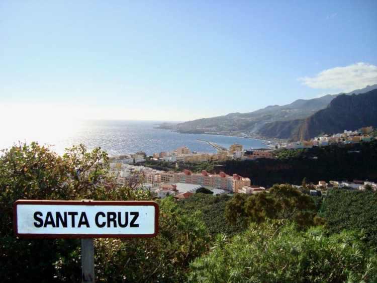 must see op la Palma: Santa Cruz