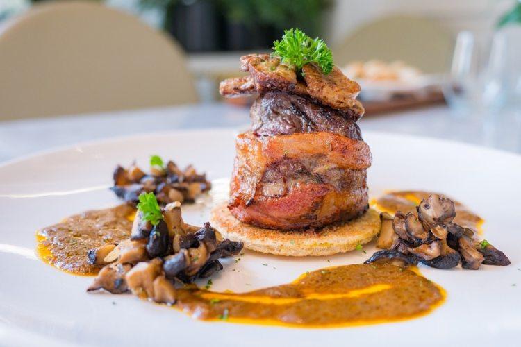 geschiedenis van beroemde gerechten: tournedos rossini