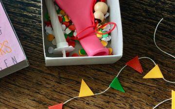 feestje in een doosje
