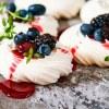 geschiedenis van beroemde gerechten: pavlova