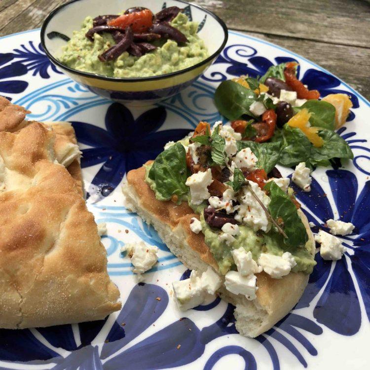 traditionele gerechten in de mix