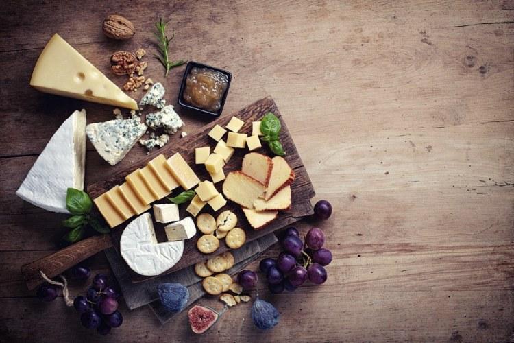 spreekwoorden en gezegdes over eten: kaas