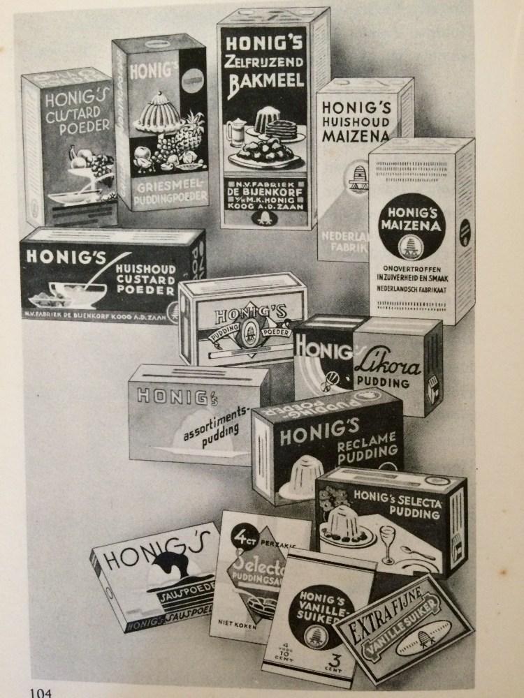 geschiedenis van honig