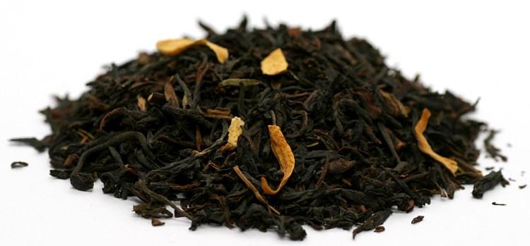 Geschiedenis van beroemde gerechten: Earl Grey thee