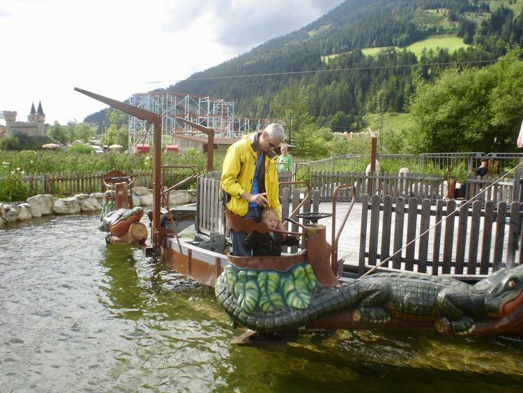 activiteiten met kinderen in Oostenrijk