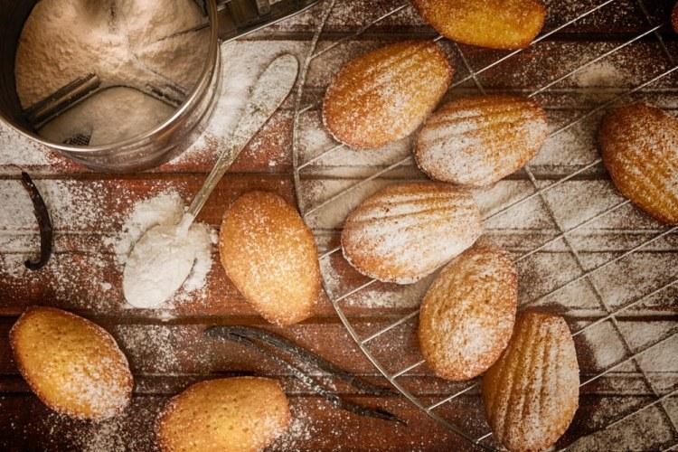 geschiedenis van beroemde gerechten: madeleine
