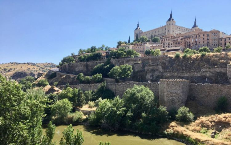Rondreis door Spanje en Portugal: Toledo