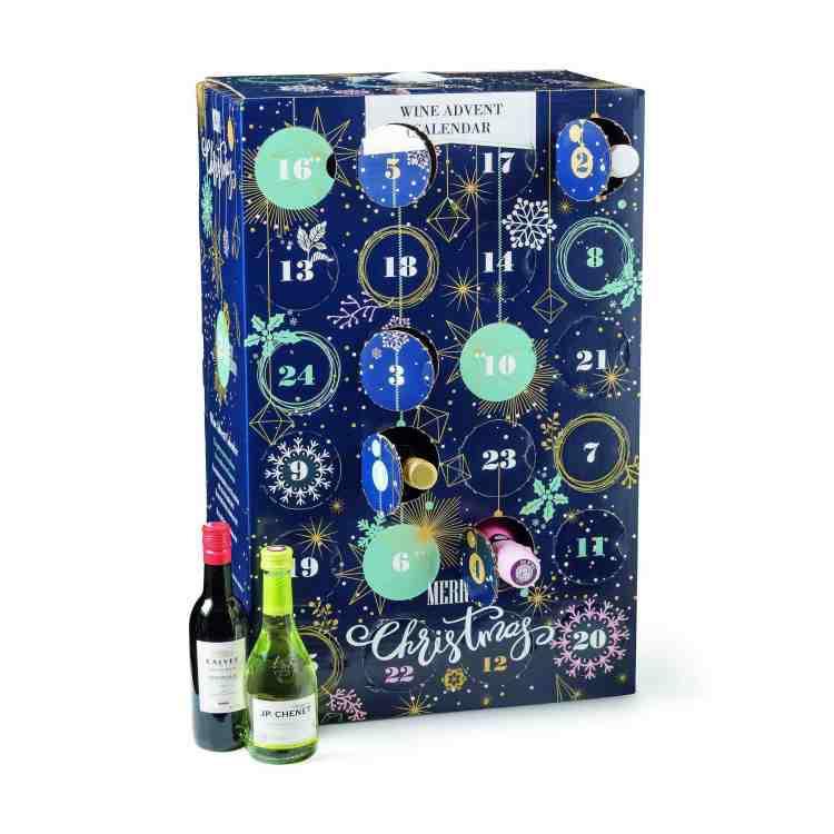 Culinaire adventskalenders: Aldi wijn