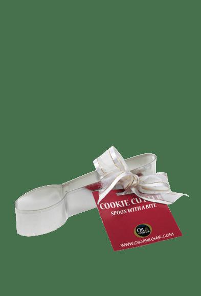 Eetbare amuselepel met truffelcreme