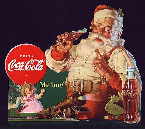 geschiedenis van de kerstman
