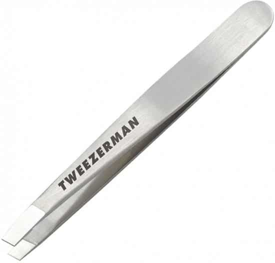 beauty essentials tweezerman pincet