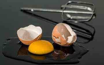 lifehacks in de keuken - eierschaal