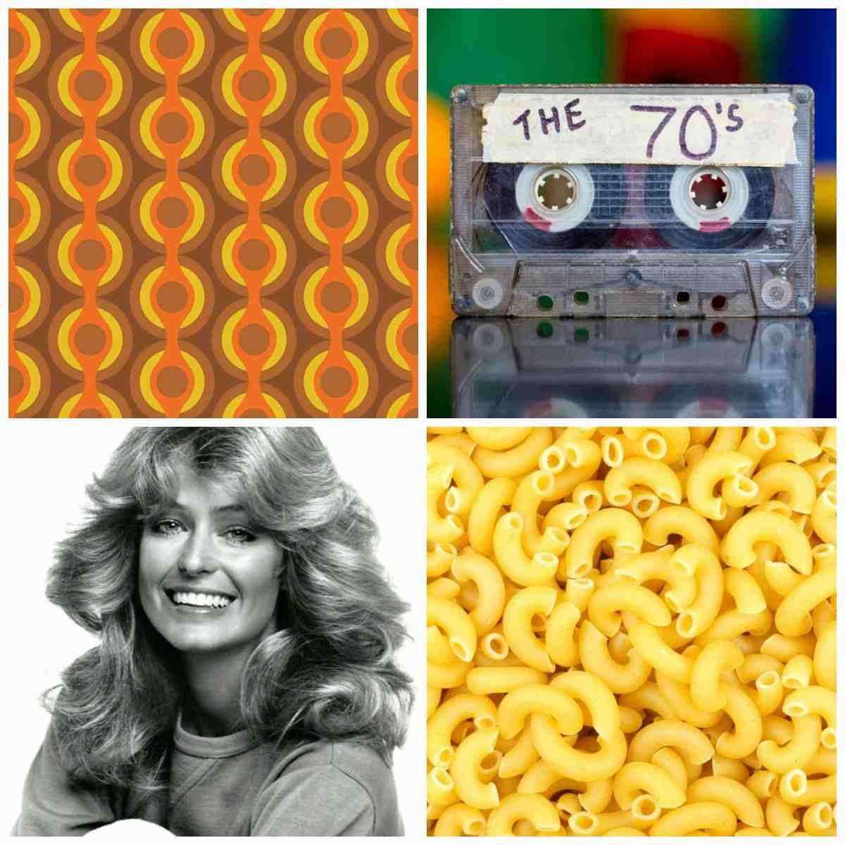 Het dagelijks leven in de jaren 70