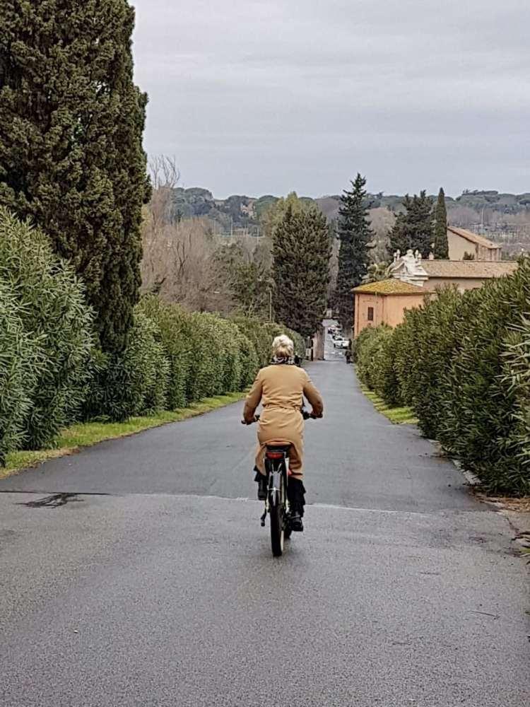 Adembenemend Rome op de e-bike