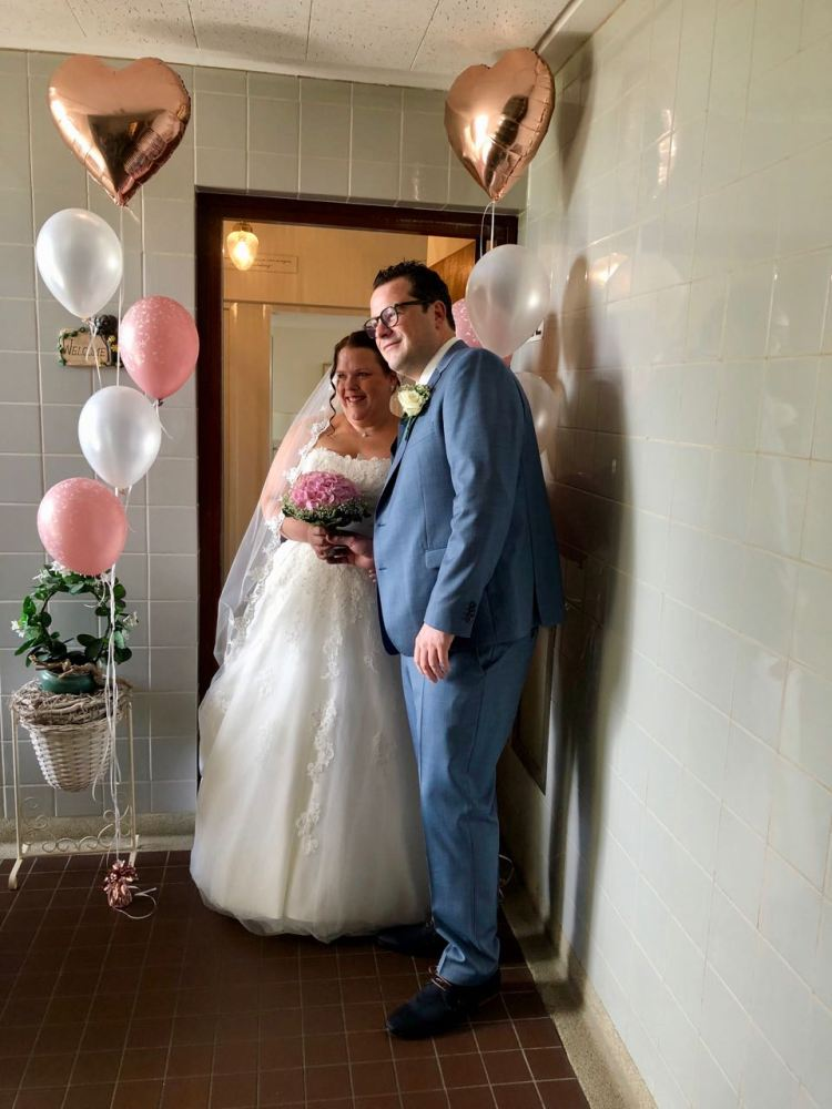 My happy life juni 2019 - Bruiloft Laura en Roy