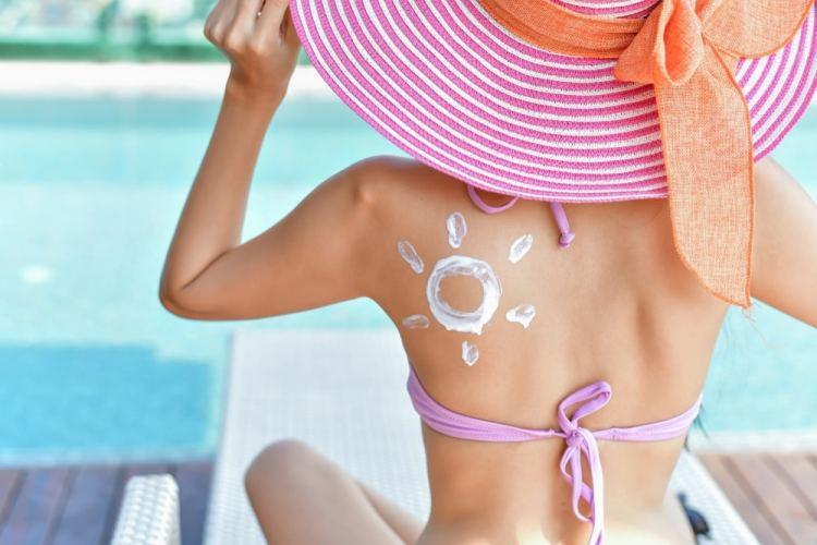 SPF en zonbescherming - smeer je goed in