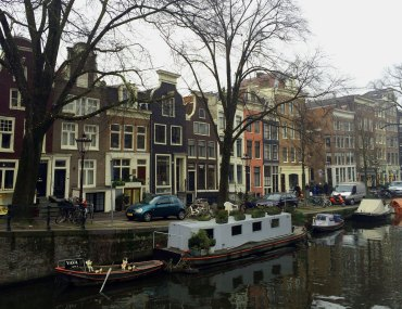 Alternative Wohnform: Amsterdams Hausboote