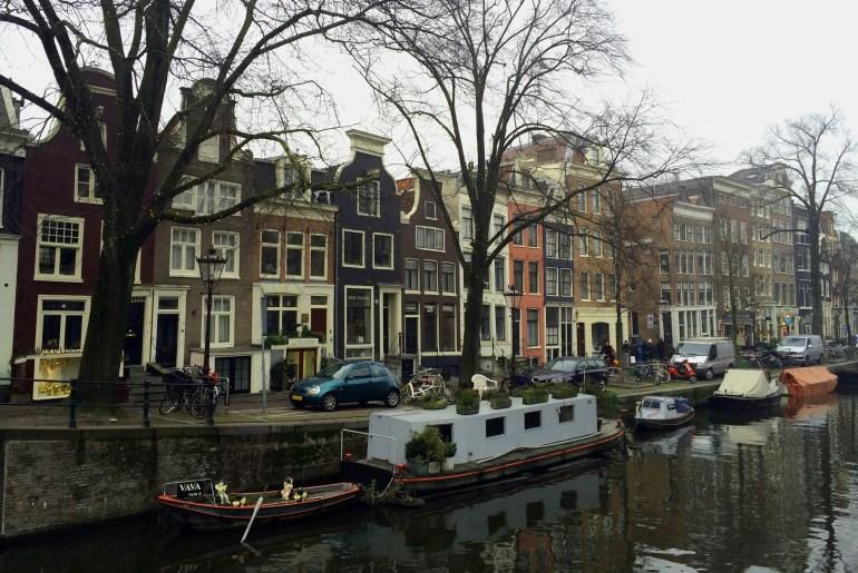Alternative Wohnform: Amsterdams Hausboote