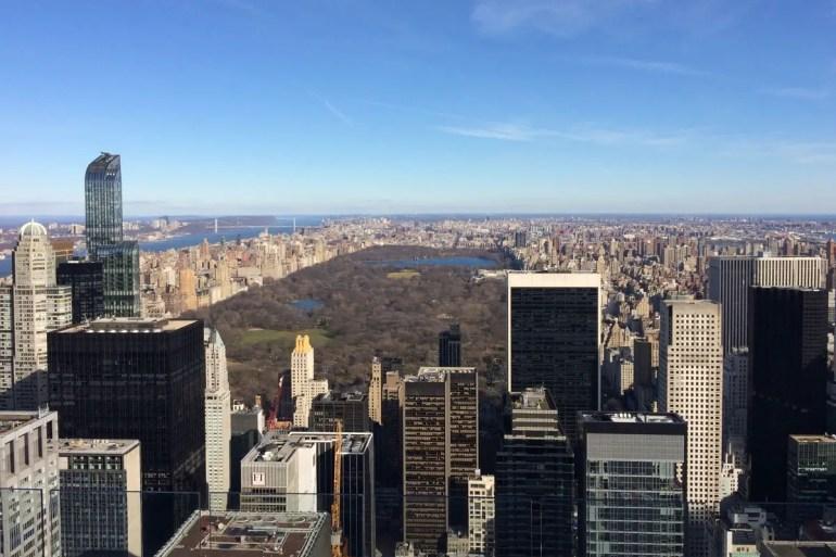 Für Top-Attraktionen wie das Rockefeller Center gibt es verschiedene Kombi-Tickets