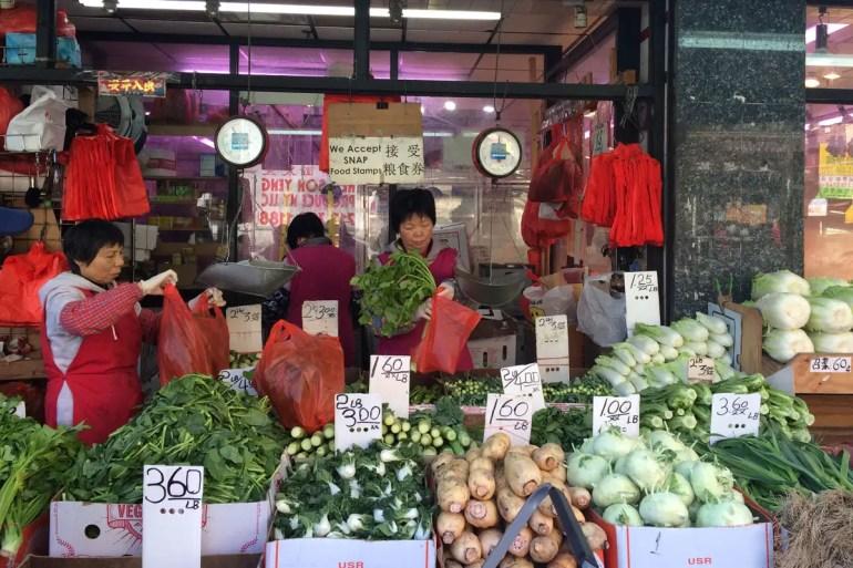 Eintauchen in die chinesische Kultur in Chinatown