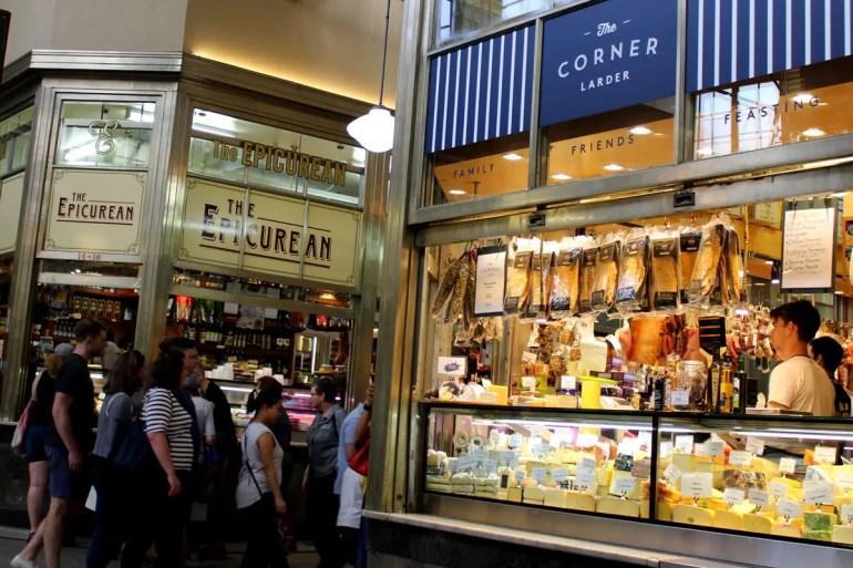Eine von Melbournes Top-Attraktionen: der Queen Victoria Market