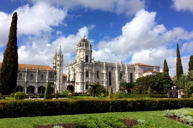 Ein Muss: das Jerónimos-Kloster aus dem 16. Jahrhundert