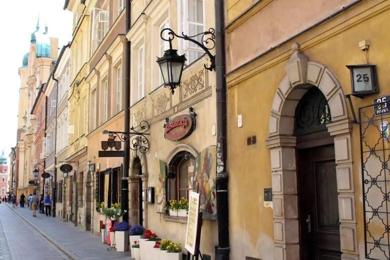 Romantisches Flair in den Altstadtgassen