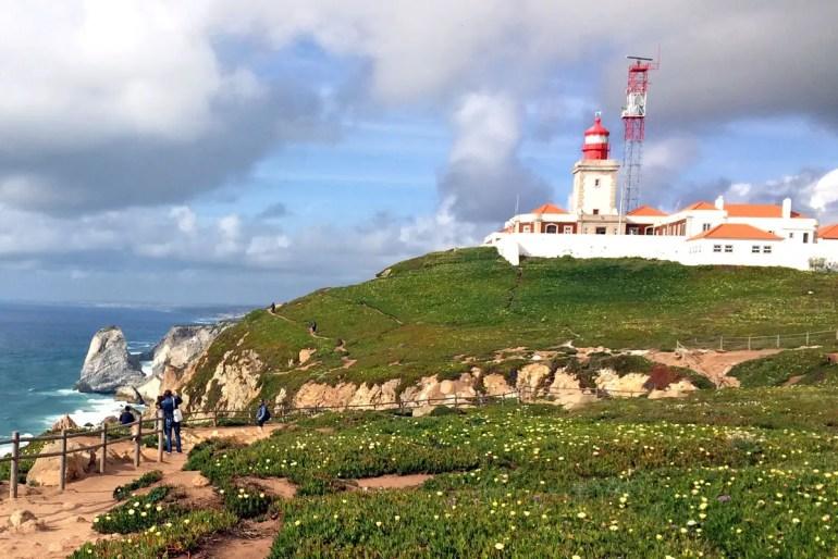Am Cabo da Roca ist Europa zu Ende