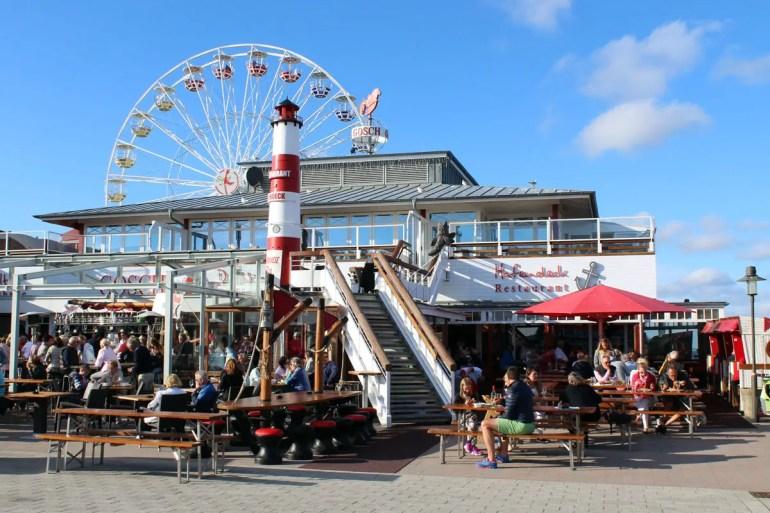 Lister Institution: Deutschlands nördlichste Fischbude bei Gosch