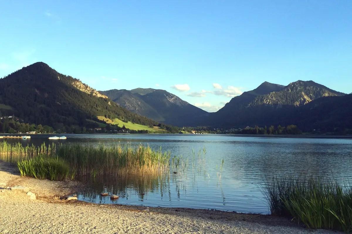 Schwimmen, Segeln, Wandern: 7 Seen um München