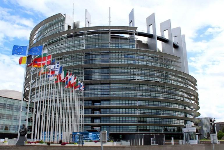 Während der Plenarsitzungen ist das Europäische Parlament auch für Besucher geöffnet