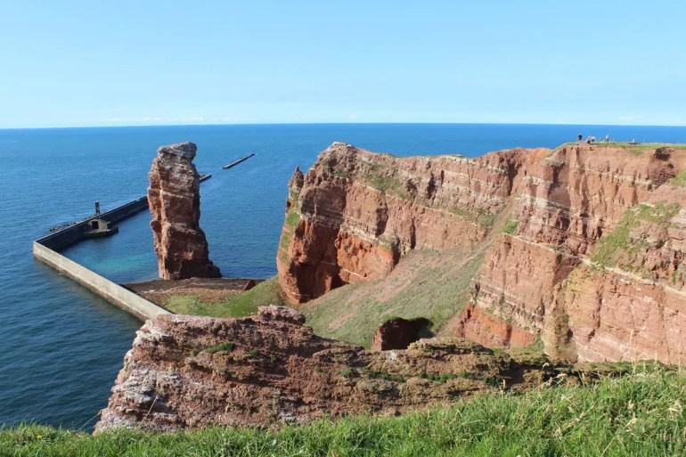Die Lange Anna, das Wahrzeichen von Helgoland