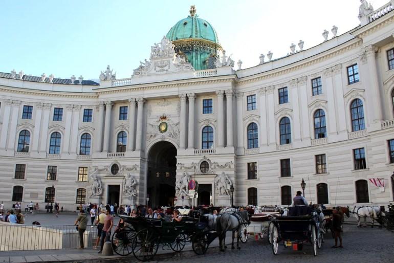 K&K-Flair pur rund um die Hofburg